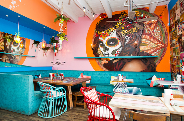 10 Crazy Colourful Eateries In Auckland