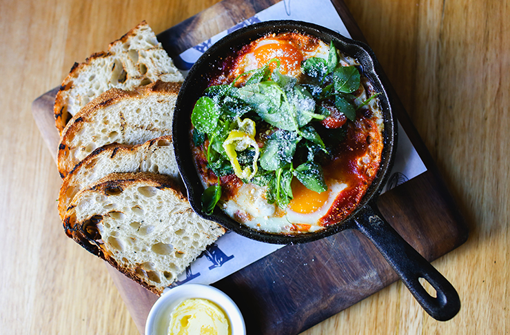 Where to Find the Best Breakfasts in Surry Hills