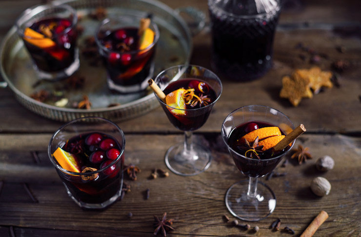 There s a mulled wine cheese party on this weekend