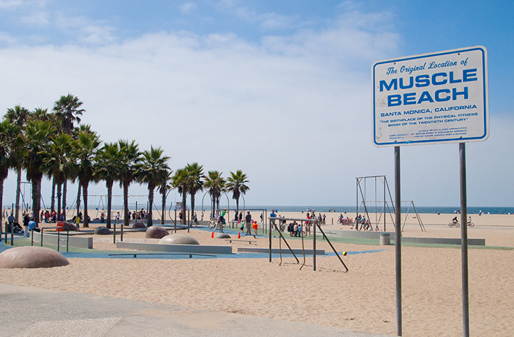 Muscle Beach Is Coming To Mission Bay
