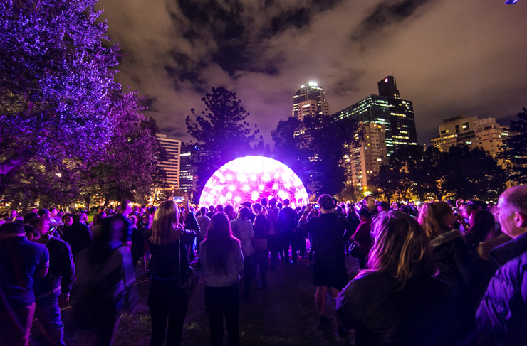 white night in melbourne - photo #17