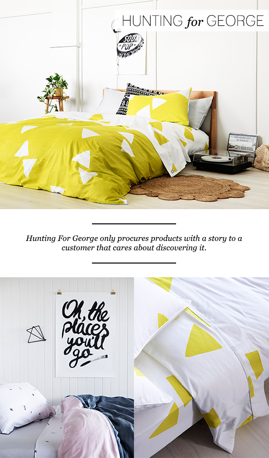Quirky Bed Linen Part - 29: The Signature Hunting For George Bedding Range Features Unisex Hues And  Patterns, With Splashes Of Colour, Ever Stylish Neutrals And Cute Little  Graphic ...