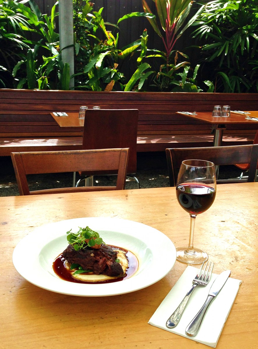 West End's lock'n'load rolls out their new winter menu, braised beef and vanilla