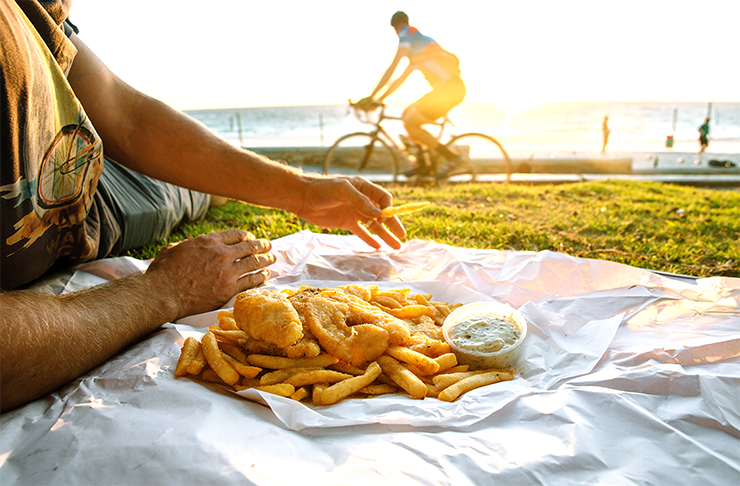 Perth 39 s best fish and chips perth the urban list for Where can i buy fish near me